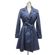 Wholesale Girls' elegant long trench spring coat, Girls' elegant long trench spring coat Wholesalers