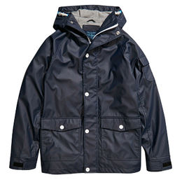 Boys' stylish casual jackets, made of fleeces, can be customized