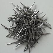 Crimped steel fiber