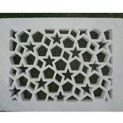 Marble grill panels from India