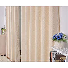 Jacquard curtain, printed, plain, burnout, jacquard, embroidery, cut flower, various designs