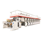 High-speed compound gravure press from China (mainland)