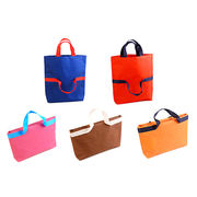 Dual purposes foldable shopping bag from China (mainland)