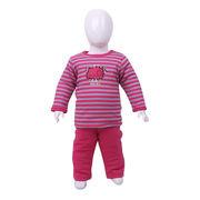 Baby padded pajama sets from China (mainland)
