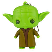 Flashing Novelty Light LED 3D Keychain Yoda Manufacturer