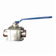 3-piece ball valve from China (mainland)