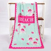 Beach towel from China (mainland)