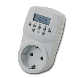 Mini Programmable Digital Weekly Timer from China (mainland)