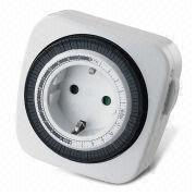 UK 24 Hours Programmable Mechanical Timer from China (mainland)