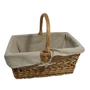 Wicker bread basket from China (mainland)