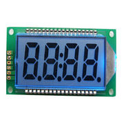 Wholesale customized 7 segment LCD, customized 7 segment LCD Wholesalers