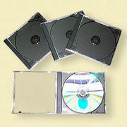Standard CD Jewel Cases from Hong Kong SAR