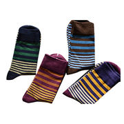 Caramella men's sock from China (mainland)