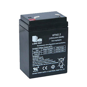 6FM2.4 Lead-acid battery from China (mainland)