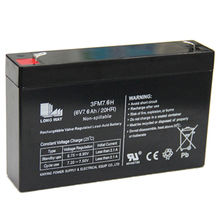 China High Power Lead-acid Battery