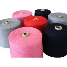 100% cashmere yarn 26S/2 (32mm/16.5um) from Inner Mongolia Shandan Cashmere Products Co.Ltd