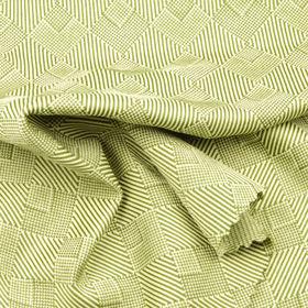 Yarn Dyed Jacquard Jersey Fabric