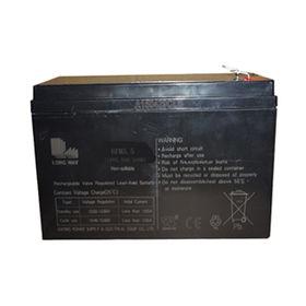 China Sealed valve regulated lead-acid battery