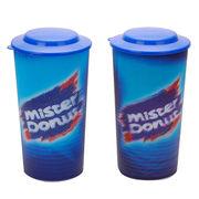 China 3D plastic mugs