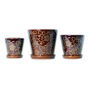 Ceramic Flower Pots from China (mainland)