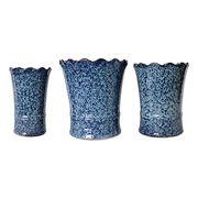Ceramic Flower Po from China (mainland)