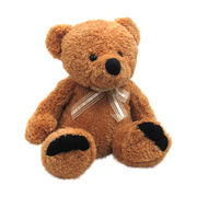 big soft plush brown teddy bear toys from China (mainland)