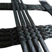 Warp knitted polyester geogrid Manufacturer