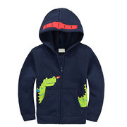 Printed kids sports sweatshirt tops from China (mainland)