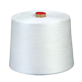 Spun polyester yarn from China (mainland)