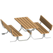 Outdoor seating set for kid from Vietnam
