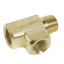 Brass fittings from China (mainland)