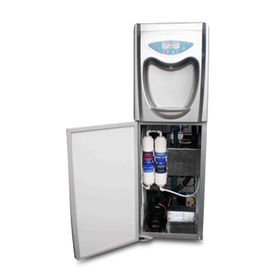 Cold and Hot Water Dispenser with RO System