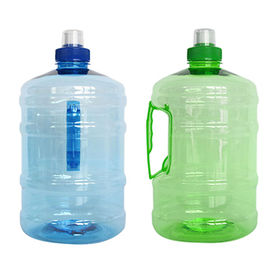 China 2000ml plastic water jug, wholesale, BPA-free with lid (KL-8024)