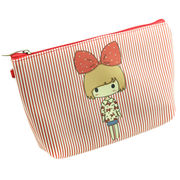 Nylon cosmetic bag, suits for daily and travel, ODM/OEM orders welcomed from Iris Fashion Accessories Co.Ltd