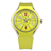 Sporty Kids ABS Rubber Strap Watch from Hong Kong SAR