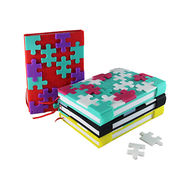 Elastic puzzle silicone book cover from China (mainland)
