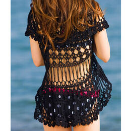 China Girl's beach cover-up