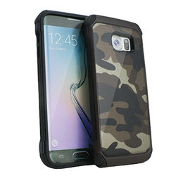 Shockproof plastic and TPU cell phone case from China (mainland)