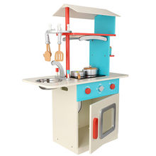 DIY children's pretend kitchen play set toy from China (mainland)