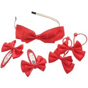 New Arrival Children's Bowknot Hair Accessory Set from China (mainland)