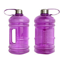 2.2lt water bottle, wholesale, BPA free, with handle (KL-8004)