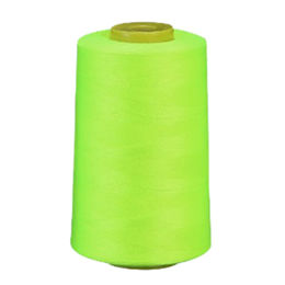 100% spun polyester thread from China (mainland)