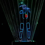 7 Watt CNI RGB Laser Stage Light from China (mainland)