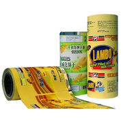 Printed Plastic Packaging Film Roll from China (mainland)