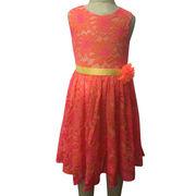 Nylon lace dress from China (mainland)