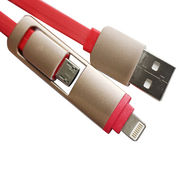 China 2-in-1 cable