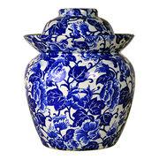Porcelain Pickling Jar from China (mainland)