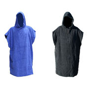 Adults' poncho towel from China (mainland)