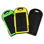 Solar power bank 5000mAh Manufacturer