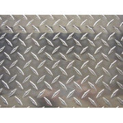 Aluminum checkered plate from China (mainland)